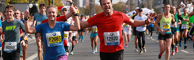 BMW Berlin Marathon 2014